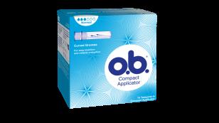 o.b.® Compact Applicator Normal